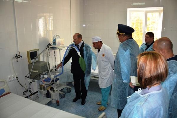 Генерал ФСИН проверил, как самарских зэков лечат от туберкулеза и ВИЧ