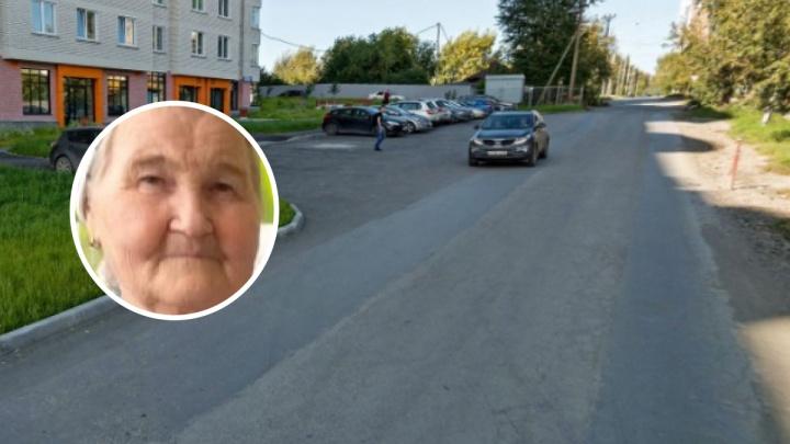 В Екатеринбурге пропала пенсионерка, которая ушла гулять в домашнем халате