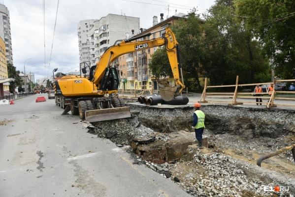 Масштабные раскопки начались 7 августа