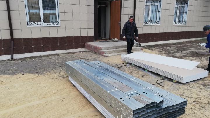 «Чтобы не убивали детей»: в Волгоградской области священник строит приют для беременных женщин