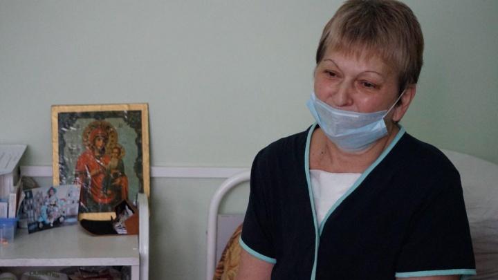 Жительнице Красноярска в день ее рождения пересадили сердце от мужчины-донора