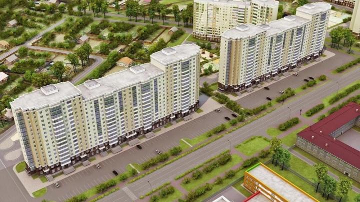 Где был пустырь, растут дома: глобальная жилая застройка началась вблизи Екатеринбурга