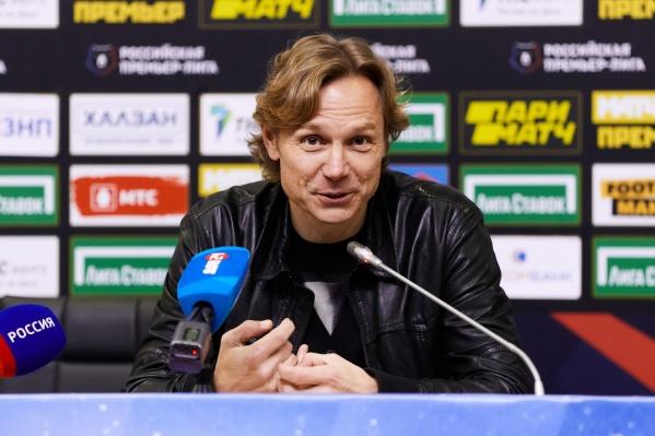 Валерий Карпин сказал, что хочет остаться в «Ростове»