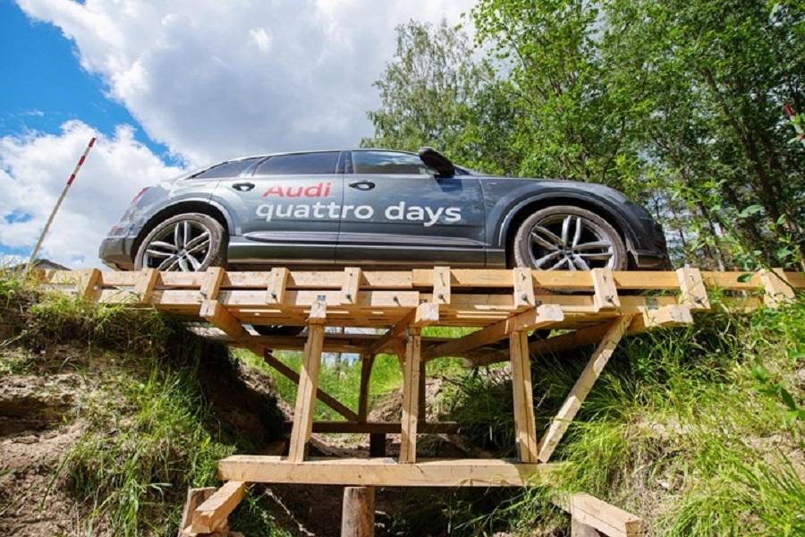 В Новосибирске пройдут дни Audi quattro