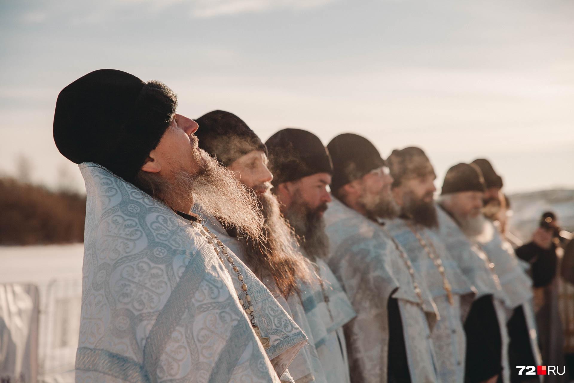 Вдумчивые и серьезныепредставители духовенства