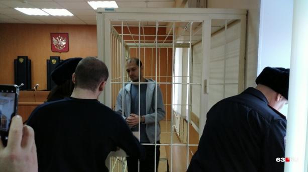 В Самаре суд отказался выпускать на свободу бывшего чиновника налоговой службы