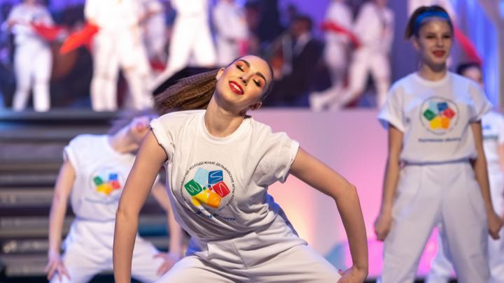 В Ростове прошло яркое и красочное закрытие Дельфийских игр