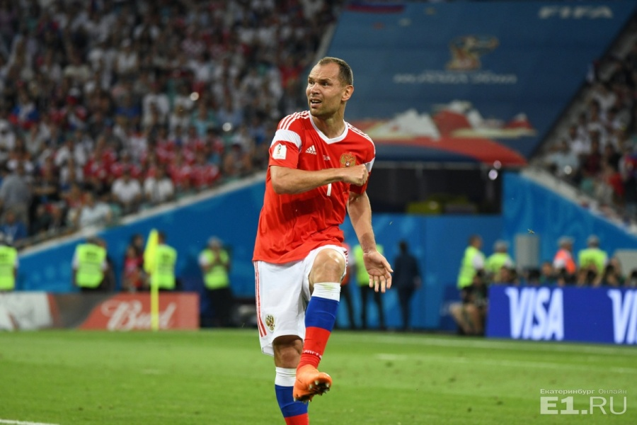 Защитник сборной Российской Федерации Сергей Игнашевич завершил карьеру