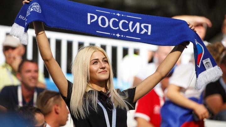 Волгоград оказался в конце топ-10 самых красивых болельщиц городов ЧМ-2018