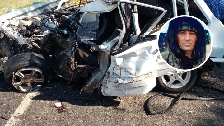 «Смотрю — сын в машине. Весь переломанный»: родные погибшего водителя рассказали о ДТП с дынями