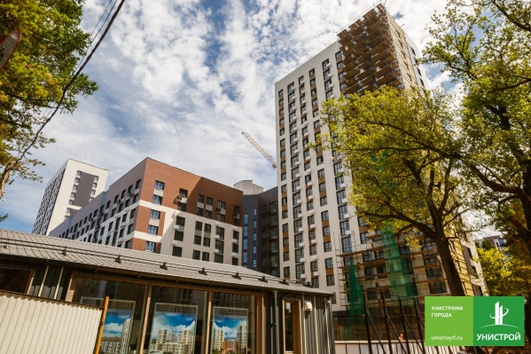 В программе беспроцентной рассрочки участвуют все жилые комплексы «Унистрой»