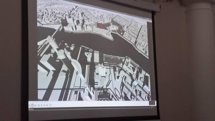 Члены Градсовета обсудили перенос Храма-на-воде на сушу