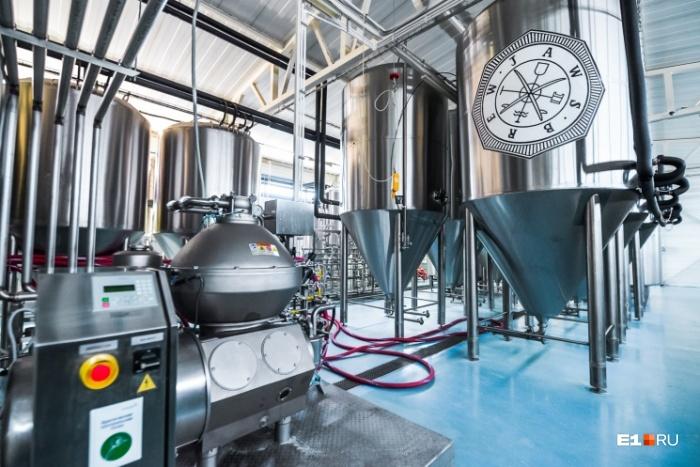 Самой известной свердловской пивоварне запрещали варить пиво, но сейчас снова разрешили