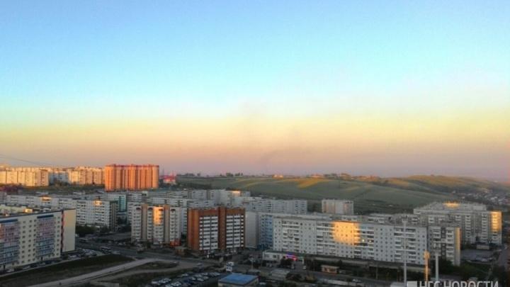 Закройте окна, не выводите детей: сильное загрязнение воздуха в одном районе города нашли активисты