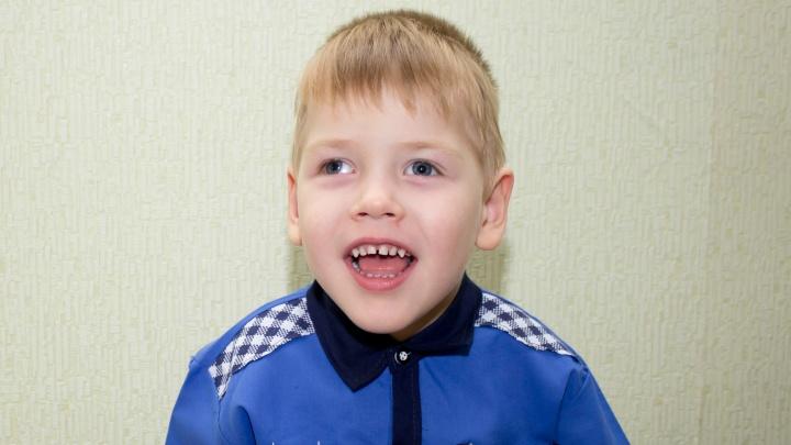 Малыши из детского сада выйдут на большую сцену, чтобы спасти трёхлетнего Егора Лемова