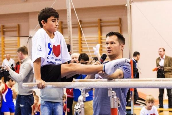 Тренер-чемпион обучит подрастающее поколение