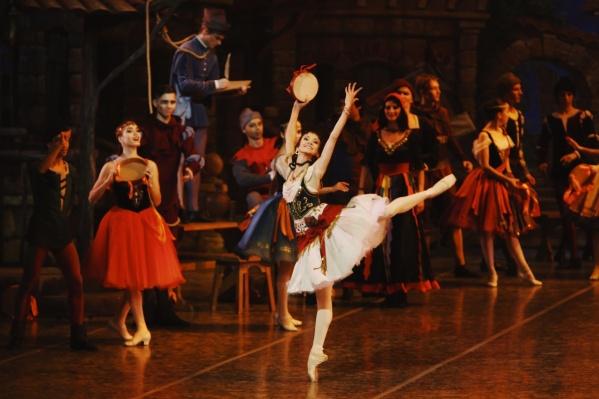 Эксперты отметили постановку и работу хореографа