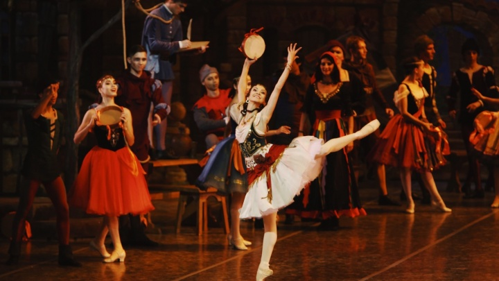 Самарский балет «Эсмеральда» претендует на «Золотую маску»