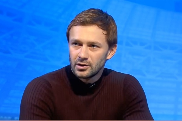 Дмитрий Сычёв, уроженец Омска и воспитанник омской школы футбола, сейчас играет за армянский клуб «Пюник»