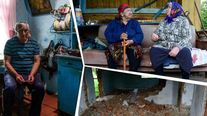 «Там невозможно зимовать»: из умирающего южноуральского посёлка уехали последние три жителя
