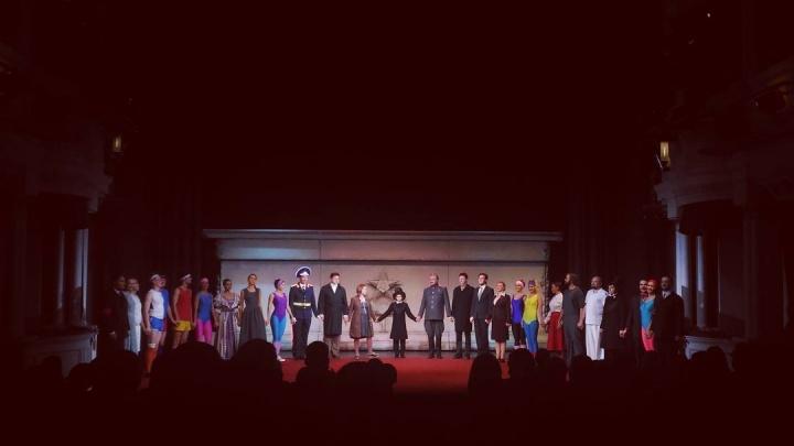 В театре имени Пушкина показали новый спектакль: первые впечатления от зрителей