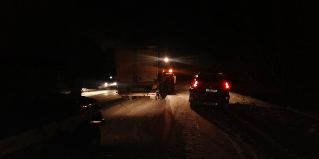 Авария обернулась гибелью одного из водителей и травмами ещё для двоих человек
