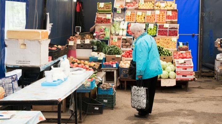 В Перми каждые выходные ноября будут работать сельскохозяйственные ярмарки. Карта