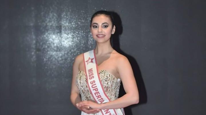 Красотка из Екатеринбурга победила на международном конкурсе Miss SuperTalent of the world