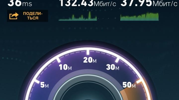 Есть ли быстрый интернет в местах отдыха уфимцев?