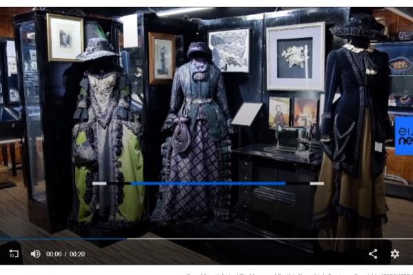 Необычным музеем в Новосибирске заинтересовались в Euronews