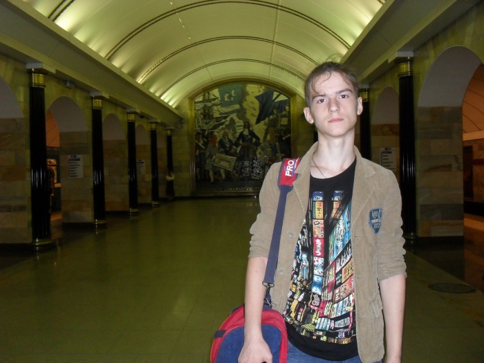 Константин Руднев пропал в минувший вторник