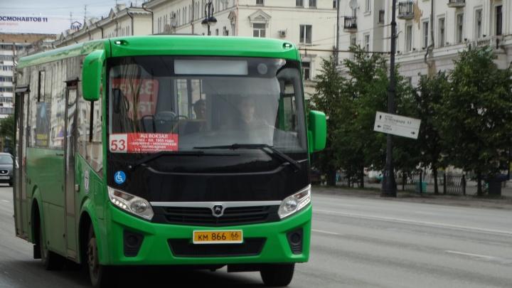 В Екатеринбурге пытаются спасти популярный автобус от Солнечного до вокзала