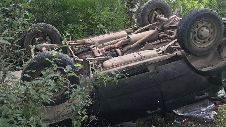 «Не справилась с управлением»: в жутком ДТП в Рыбинске пострадала молодая семья с детьми