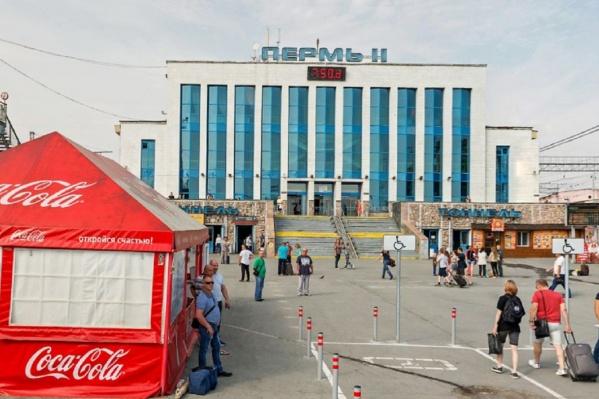 Мужчина, которого подозревают во взяточничестве, работал главным инженером вокзала Пермь II