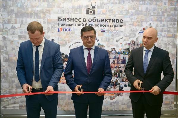 На фото (справа налево): Егор Васильев, Азат Газизов, Антон Шевнин