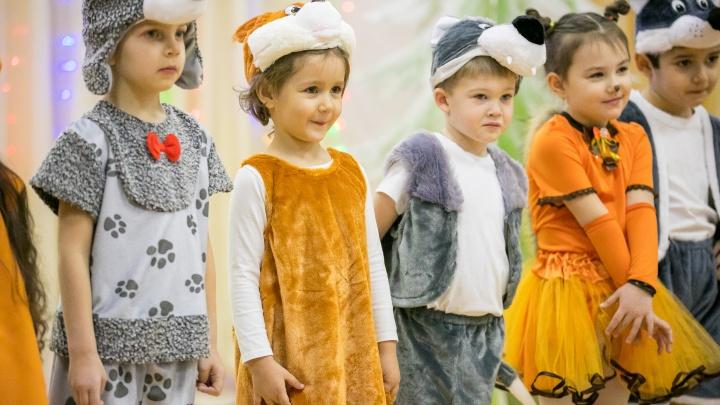 «Единорог и снежинка»: смотрим наряды с новогодних утренников в детсадах Красноярска