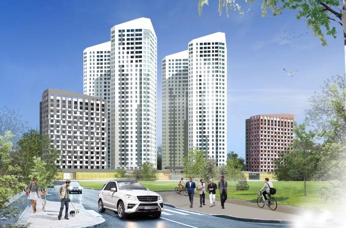 Так будет выглядеть «Цветной бульвар» в Пионерском посёлке уже в 2023 году