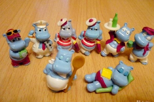Волгоградец около 20 лет хранил игрушки