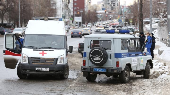 «Выпустил всю обойму»: в конфликте с валютчиками в центре Челябинска пострадали два человека