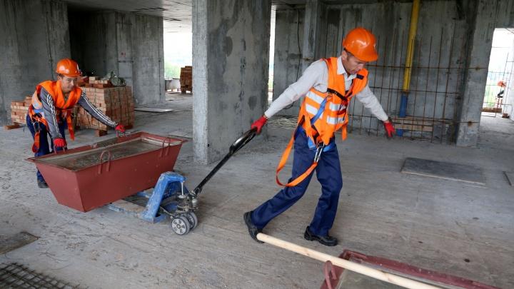 Новый стадион в Уфе начнут строить в 2020 году
