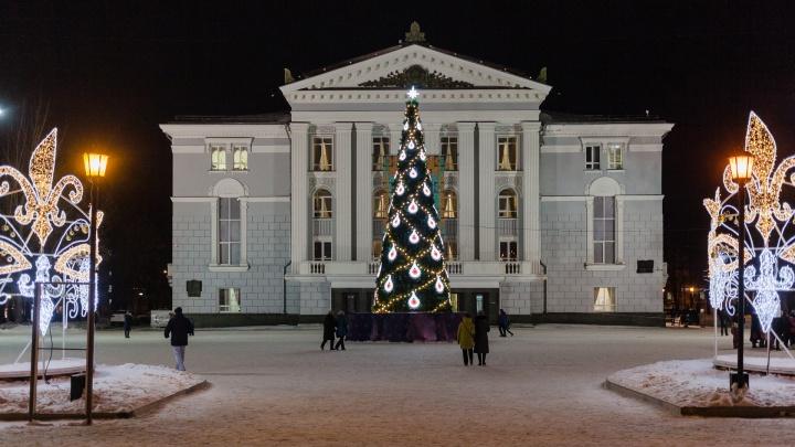 Антициклон принесет похолодание: в ГИС-центре ПГНИУ рассказали о погоде в новогоднюю ночь