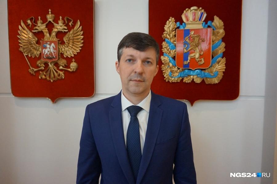 Алексей Подушкин— новый руководитель Красноярского краевого избиркома