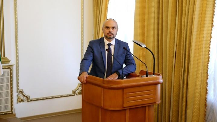 В Курганской области назначен руководитель управления Минюста. Подбирали полгода
