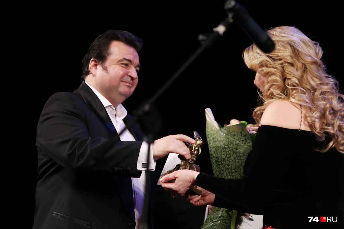 Оперный певец Михаил Губский родился в Магнитогорске