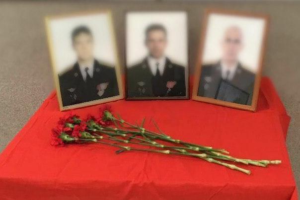 Одним из троих погибших в Сирии российских военных оказался житель Ростовской области