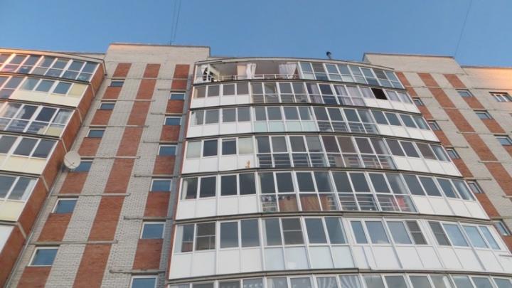 Хозяин квартиры, в которой взорвался самогонный аппарат, попал в больницу с ожогами 50% тела