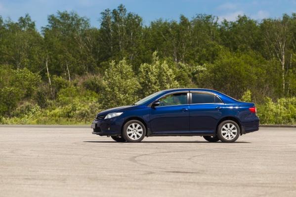 «Тойота» в Новосибирске занимает 1/5 всего объема продаж на вторичке
