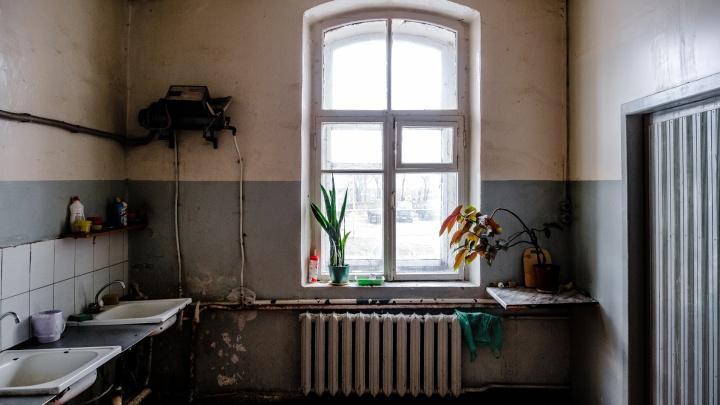 Коммуналка, сосед с открытой формой. В Перми дети оказались под угрозой заражения туберкулезом