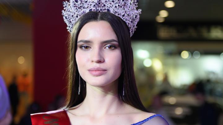 Оксана Картушина представит Волгоград на «Мисс Россия 2020»