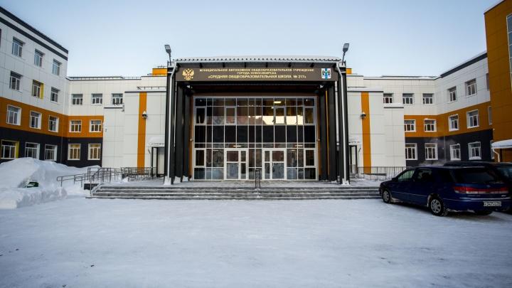 С лифтами и телестудией: на Южно-Чемском жилмассиве откроют новую школу на 1100 учеников
